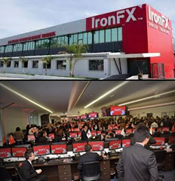 IronFx Offices in Cyprus
